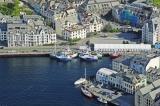 Alesund Fishing Harbour