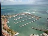 aerial imagery of Palmas Del Mar Yacht Club Humacao Puerto Rico PR