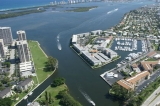 aerial imagery of North Palm Beach Marina North Palm Beach FL US