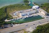 aerial imagery of Snake Creek Marina Islamorada Islamorada FL US