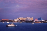 The Moody Gardens Hotel, Spa and Convention Center Marina