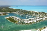 aerial imagery of Treasure Cay Resort, Marina & Golf Course Treasure Cay AB BS