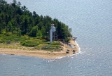 Chequamegon Point Light
