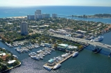 aerial imagery of PIER SIXTY-SIX MARINA Fort Lauderdale FL US
