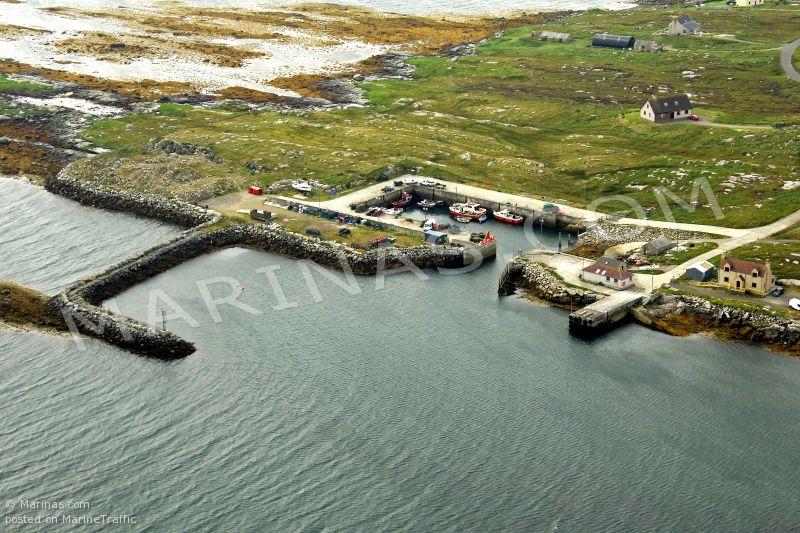 BERNERAY ISLAND
