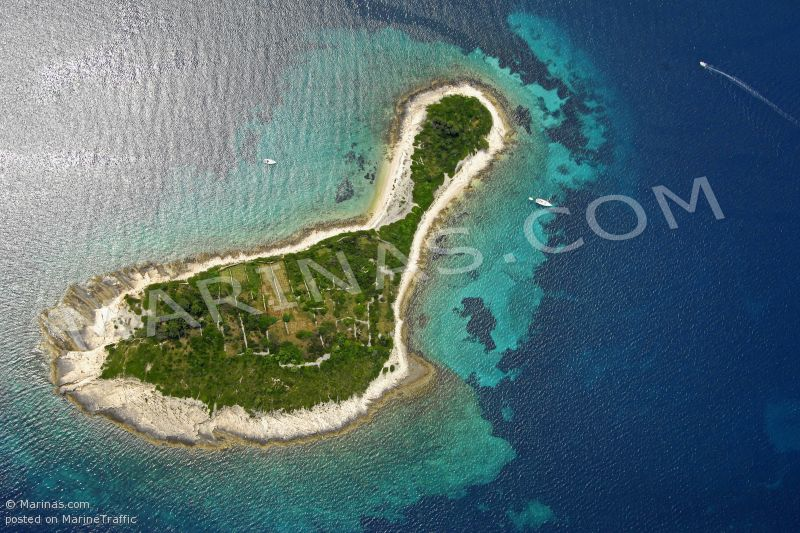 GUBAVAC ISLAND