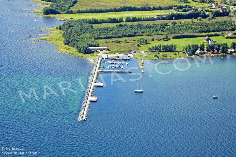 Marina/Small Harbour of VIGRA FUGLENESET MOL ({{UNLOCODE2 ...