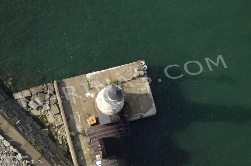 Buffalo Harbor South Entrance
