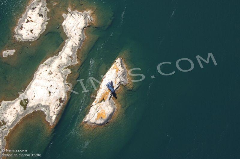 Jones Island Range Front