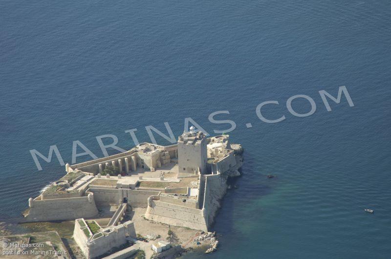 Port De Bouc Jetee Nord