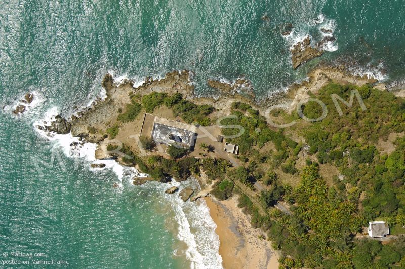 Southern Puerto Rico Lighthouses