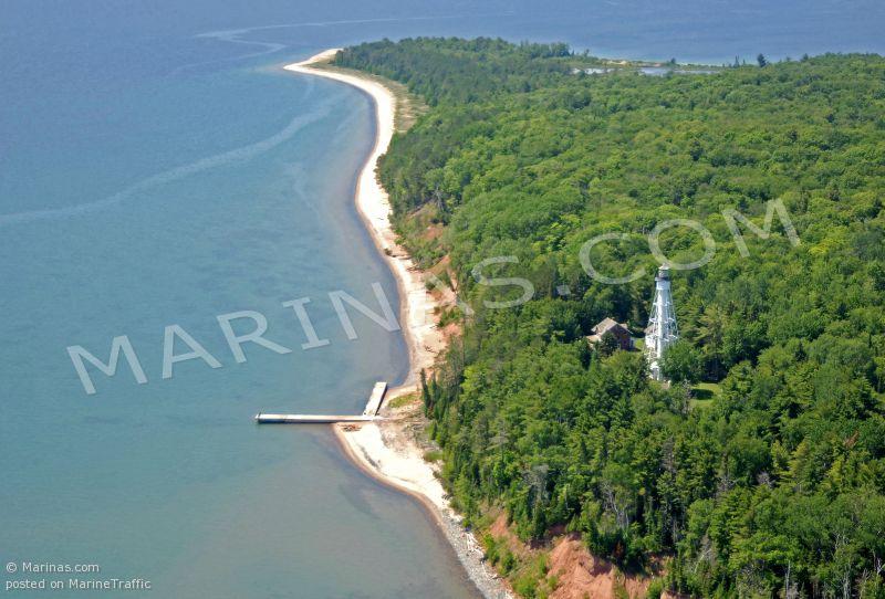 Michigan Island