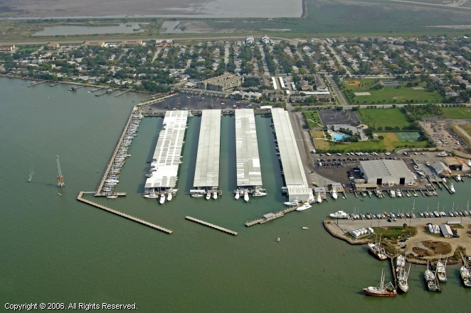 Galveston Yacht Club & Marina
