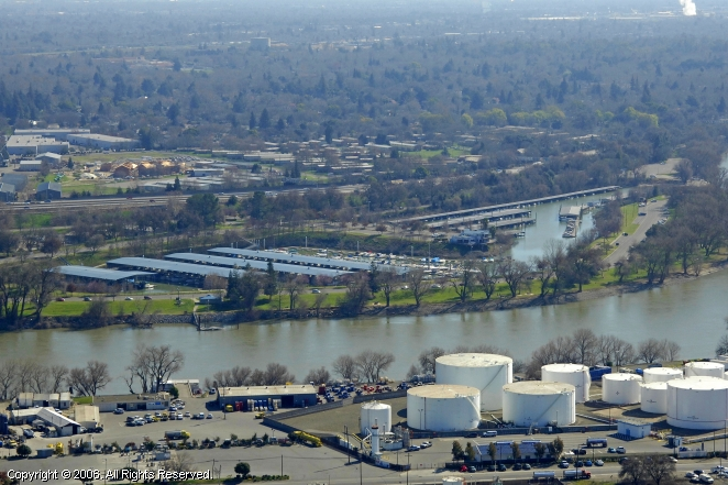 Sacramento (CA) United States  city pictures gallery : Sacramento Marina in Sacramento, California, United States