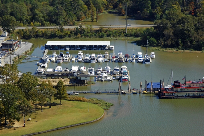 Demopolis (AL) United States  city images : Demopolis Yacht Basin in Demopolis, Alabama, United States