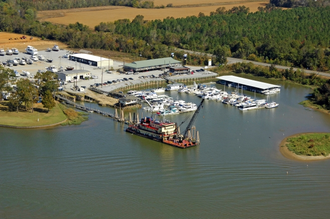 Demopolis (AL) United States  City pictures : Demopolis Yacht Basin in Demopolis, Alabama, United States