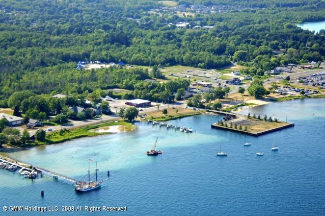 Michigan City (IN) United States  city pictures gallery : Bayshore Marine Center in Traverse City, Michigan, United States