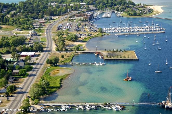 Michigan City (IN) United States  city photos : Bayshore Marine Center in Traverse City, Michigan, United States