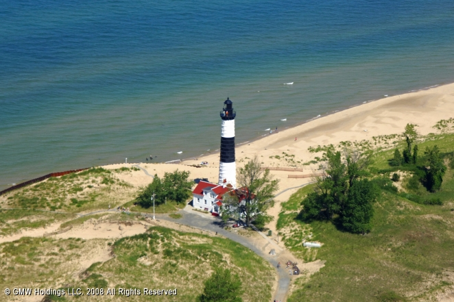 Ludington (MI) United States  city photo : Big Sable Lighthouse, LUDINGTON, Michigan, United States