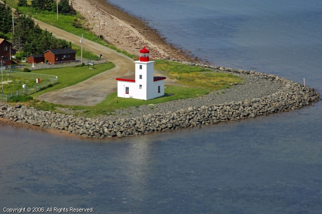 Caribou Lighthouse