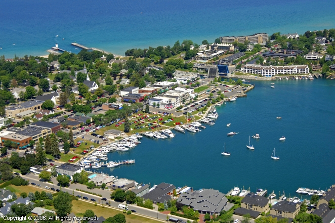 Michigan City (IN) United States  city images : Charlevoix City Marina in Charlevoix, Michigan, United States