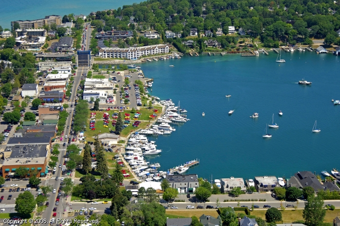 Michigan City (IN) United States  city photos : Charlevoix City Marina in Charlevoix, Michigan, United States