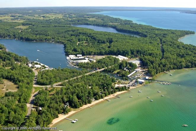 Marine City Mi Weather >> Clam Lake, Bellaire, Michigan, United States