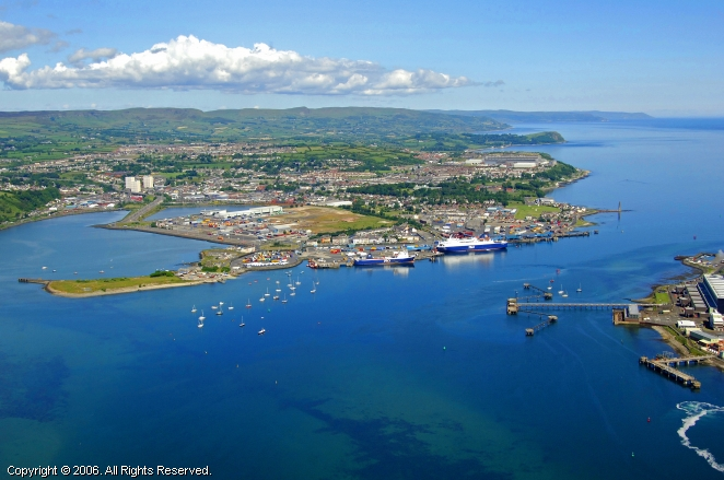 Larne United Kingdom  city photos gallery : Larne, Larne, Northern Ireland, United Kingdom