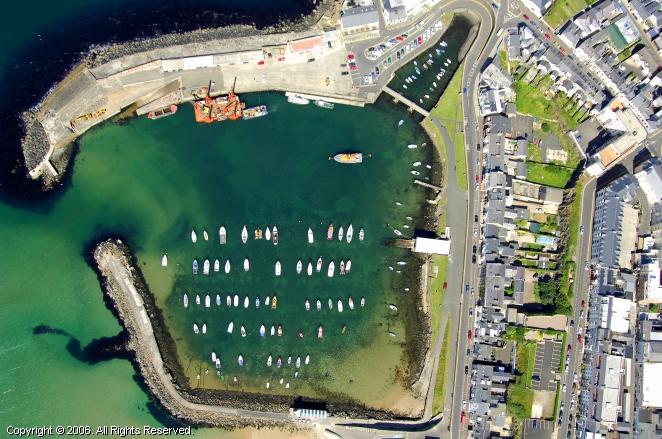 Portrush United Kingdom  city images : Portrush Harbour in Portrush, Northern Ireland, United Kingdom