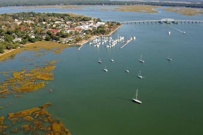 Downtown Marina of Beaufort