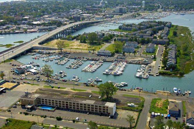 Neptune (NJ) United States  city pictures gallery : Shark River Yacht Club in Neptune, New Jersey, United States