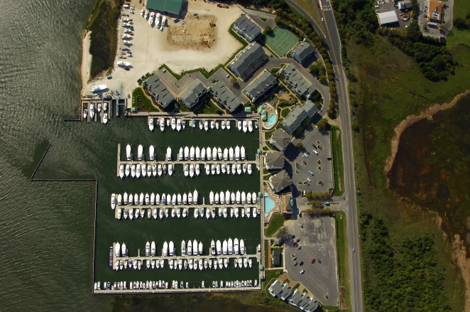 Canyon Club Resort Marina