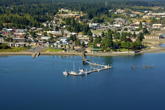 Silverdale (WA) United States  city pictures gallery : Port of Silverdale in Silverdale, Washington, United States