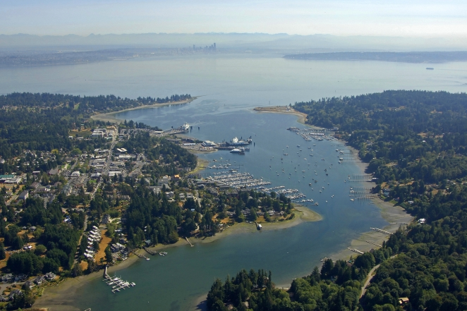 Bainbridge Island (WA) United States  City pictures : Eagle Harbor, Bainbridge Island, Washington, United States