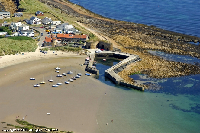 Beadnell United Kingdom  City new picture : Beadnell Harbour in Beadnell, England, United Kingdom