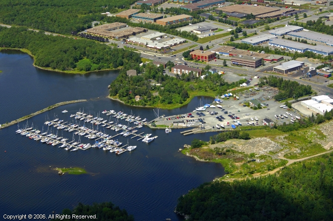 Dartmouth Yacht Club Marina