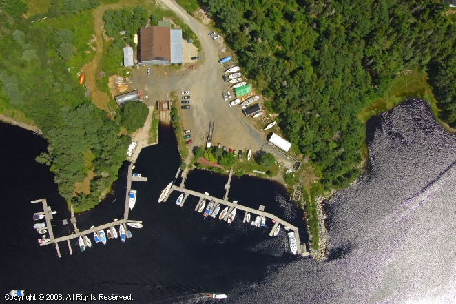 Gold River Marina