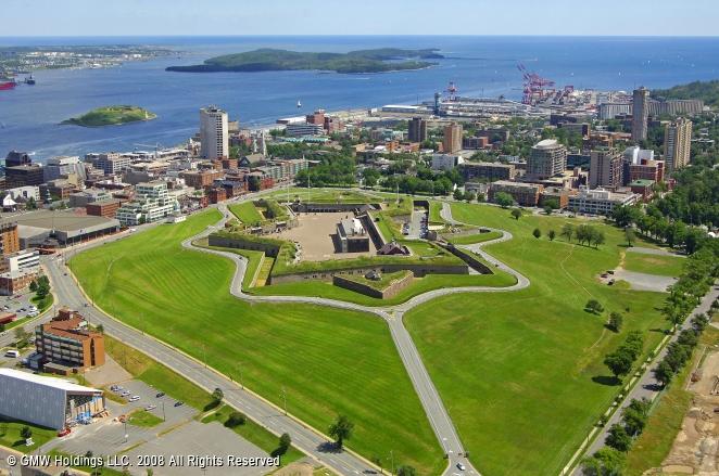 Halifax Citadel Halifax Nova Scotia Canada