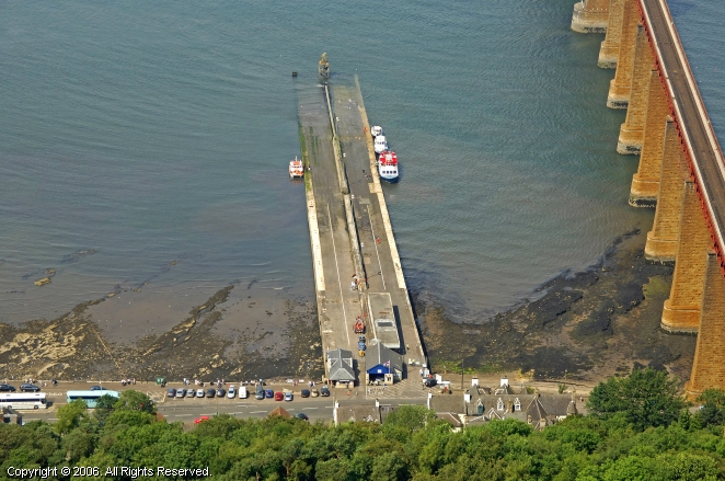 Hawes United Kingdom  City new picture : Hawes Pier in South Queensferry, Scotland, United Kingdom