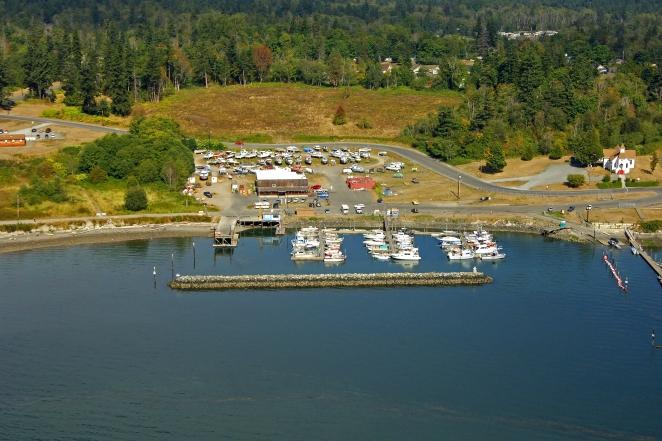 Marysville (WA) United States  city photos : Tulalip Marina in Marysville, Washington, United States