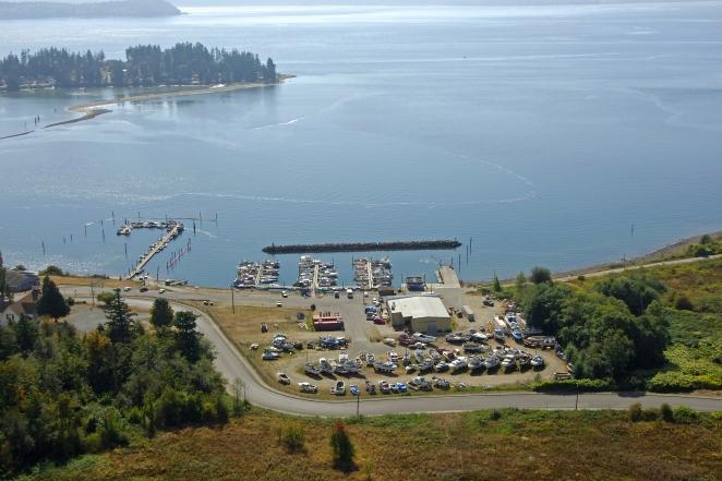 Marysville (WA) United States  city pictures gallery : Tulalip Marina in Marysville, Washington, United States