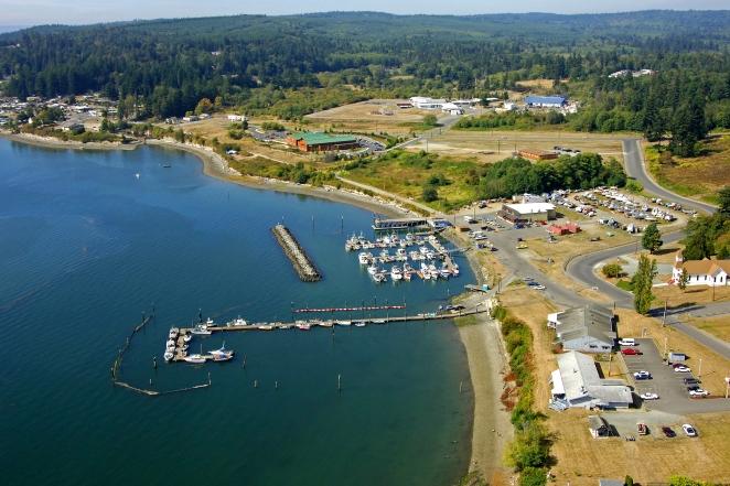 Marysville (WA) United States  city photos gallery : Tulalip Marina in Marysville, Washington, United States