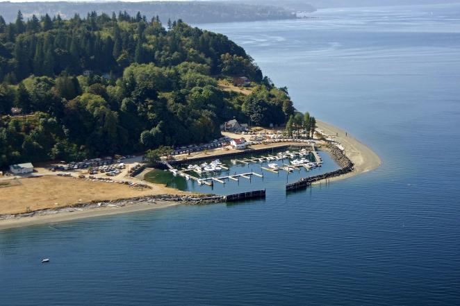 Everett Hat Island Ferry