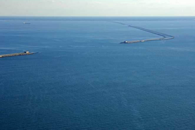 Chesapeake Bay Bridge Tunnel