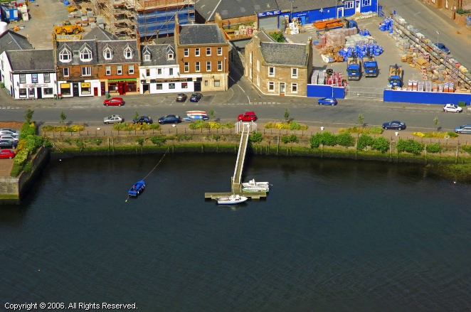 Ayr United Kingdom  City pictures : Ayr Yacht & Cruising Dock in Ayr, Scotland, United Kingdom