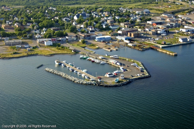 Sydney (NS) Canada  city images : Ballast Ground Fisheries in North Sydney, Nova Scotia, Canada