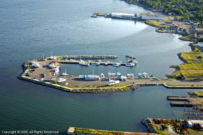 Sydney (NS) Canada  city photos : Ballast Ground Fisheries in North Sydney, Nova Scotia, Canada