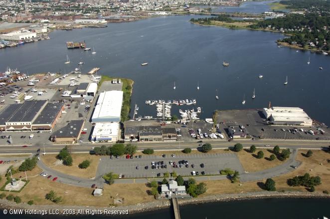 Whaling City Marina