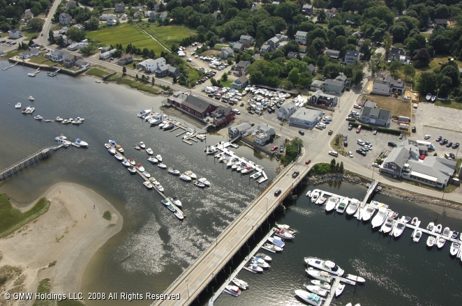 White's Ferry Marina