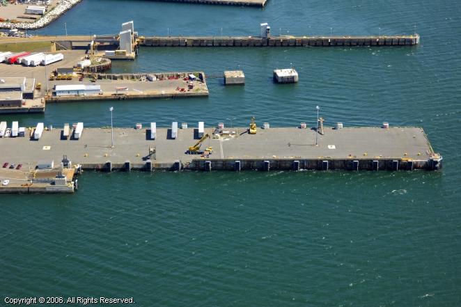 North Sydney Terminal Wharf